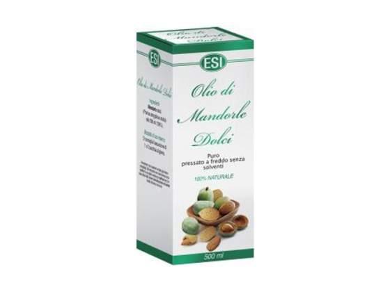 Olio di mandorle dolci 500ml