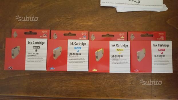 Serie Cartucce compatibili Epson Stylus