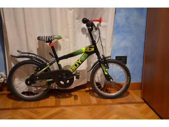 Bicicletta per bambino 4-7 anni