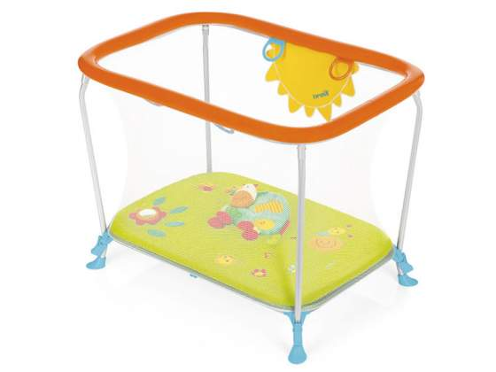 Box brevi soft & play green farm