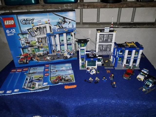 LEGO STAZIONE POLIZIA