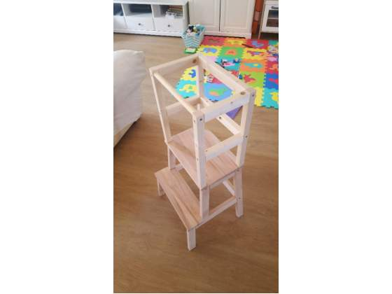 Learning tower torre montessori sgabello per posot class