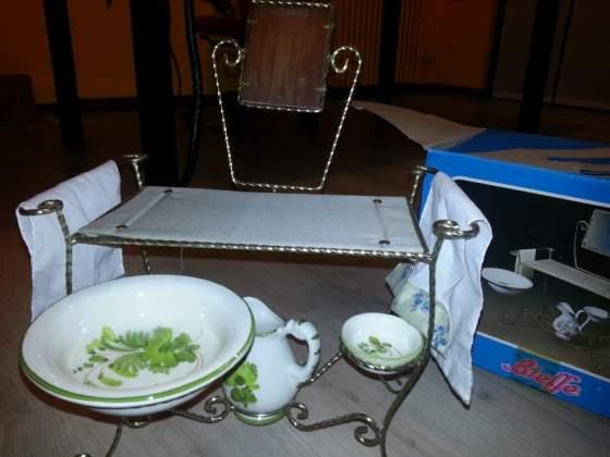 Tavolino da toilette giocattolo originale anni 80