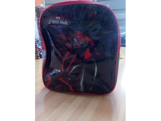 Zaino scuola materna spider man marca marvel nuovo