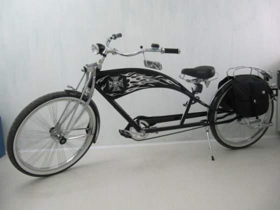 Bici bicicletta bike chopper custom