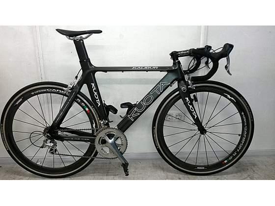 Bici crono/triathlon Kuota Kalibur tg 56