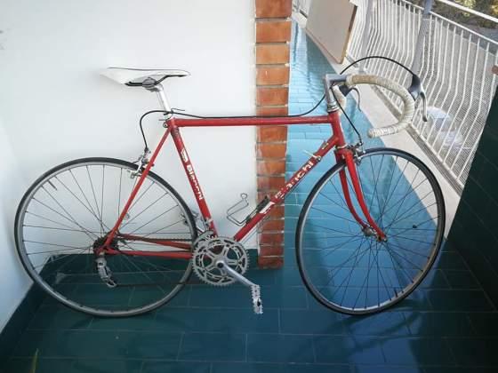 Bici da corsa Bianchi Vintage anni '