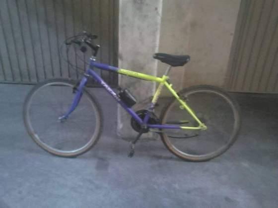 Bicicletta Mountain Bike uomo