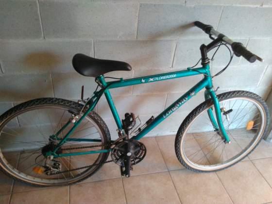 Bicicletta Mountain bike Longway