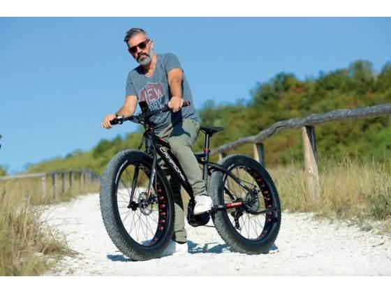 Fat Bike Pedalata Assistita - Nuove