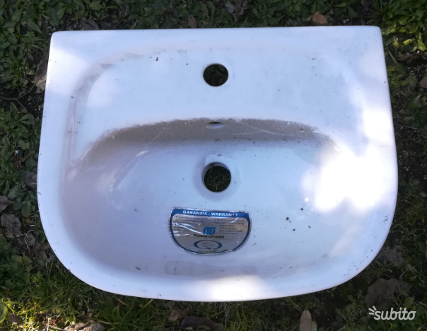 Mini lavamani lavabo Pozzi Ginori 45 cm