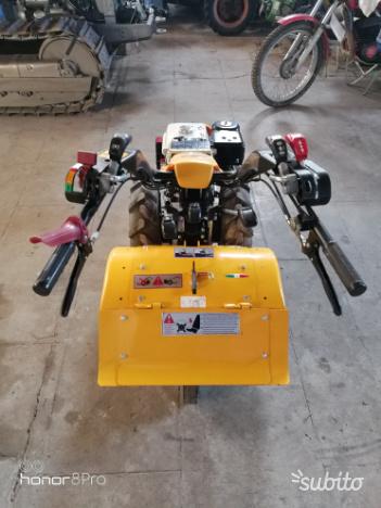 Motocoltivatore pasquali 946 usato fresa motocoltivatore for Carrello portaspesa ikea
