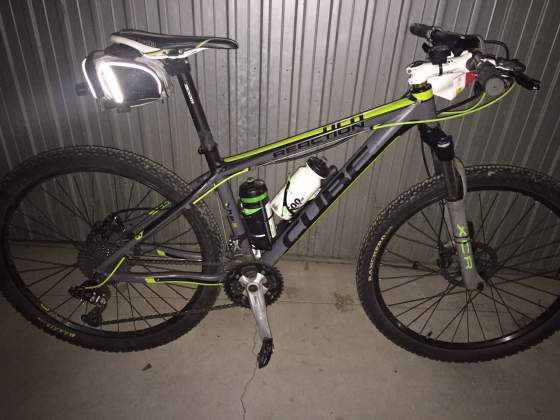 Mountain Bike MTB Cube Reaction (taglia tg s)