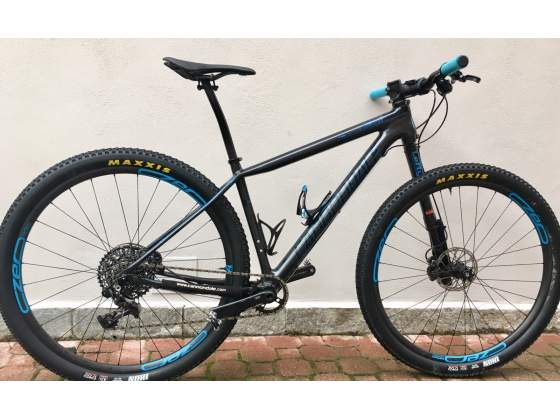 Mtb Cannondale FSI CARBON 2 TgM  documenti