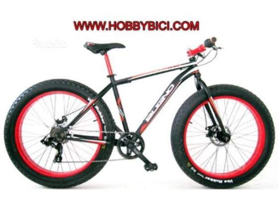 Mtb fat bike disk new
