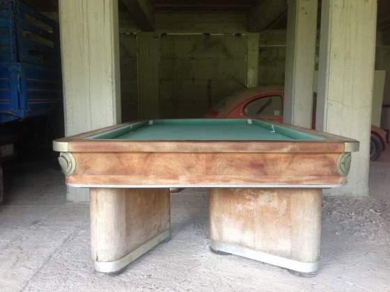 Porta stecche da biliardo posot class - Costruire tavolo da biliardo ...