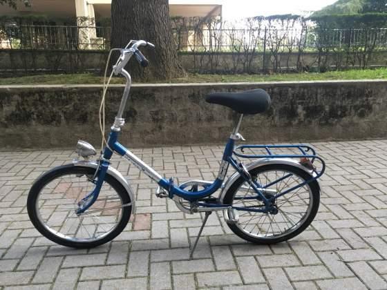 Bicicletta Cinzia Posot Class