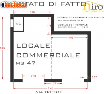 Locale Commerciale a…