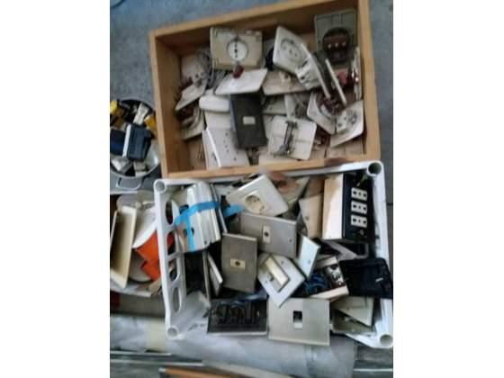 Materiale idraulico elettrico x la casa