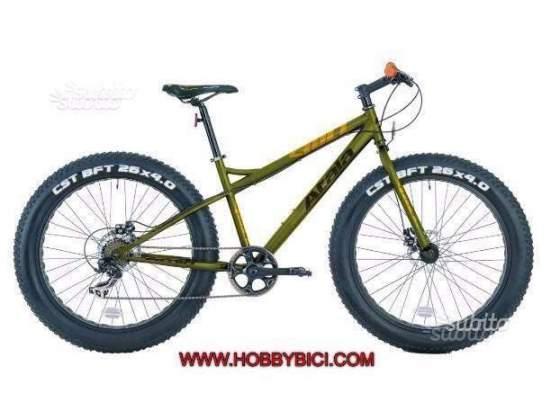 Mtb fat bike bull bike nuove