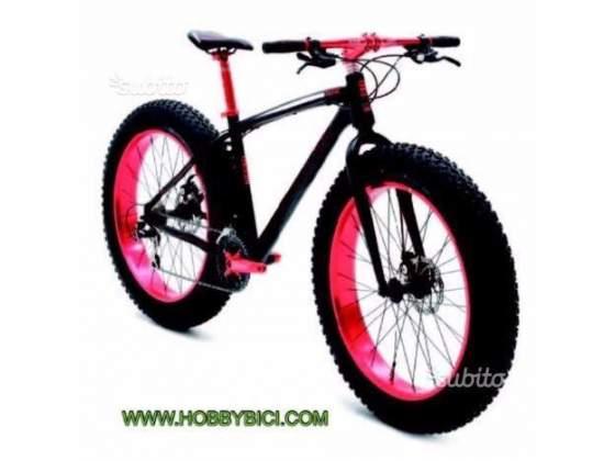 Mtb fat bike vertek disk idraulic