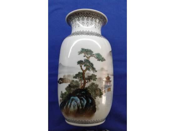 Pregiato vaso cinese porcellana quianlong