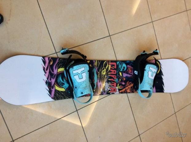 Tavola snowboard Capita Horrorscope