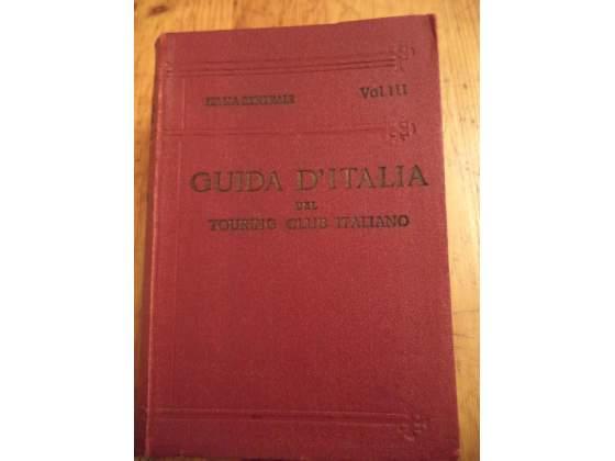 """(682) - Guida d'Italia TCI """"Italia Centrale"""" ()"""