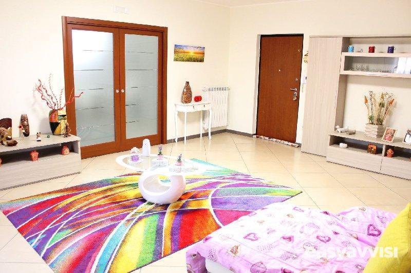 Appartamento trilocale 110 mq, provincia di caserta
