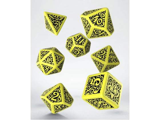 Call of Cthulhu Dice Set The Outer Gods Hastur (7)