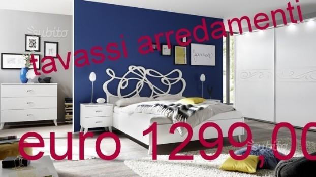 Camera da letto nuova stile moderno | Posot Class