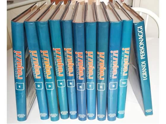 Enciclopedia dei Ragazzi De Agostini  completa 11 volumi