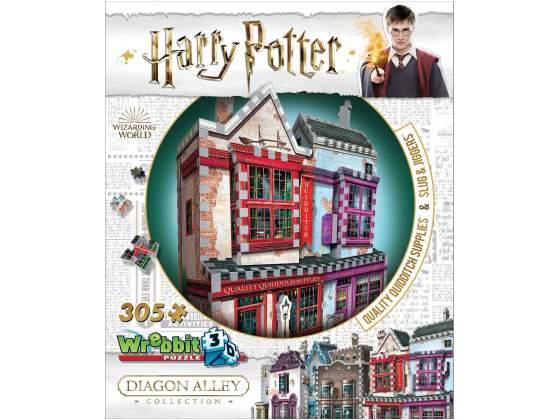 Harry Potter 3D Puzzle DAC Quality Quidditch Supplies Slug