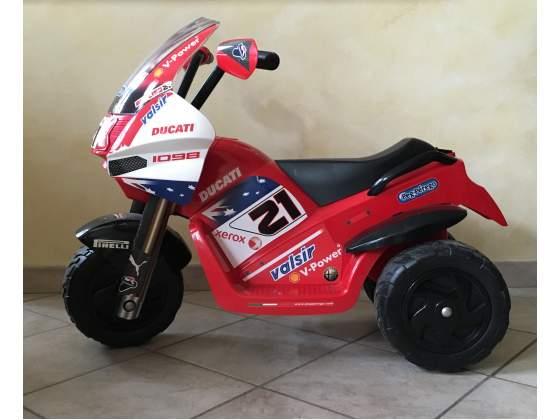 Peg Perego Moto Ducati Tricycle