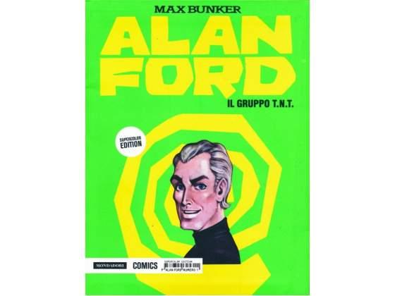 Alan ford supercolor - serie completa 1 / 24 - mondadori
