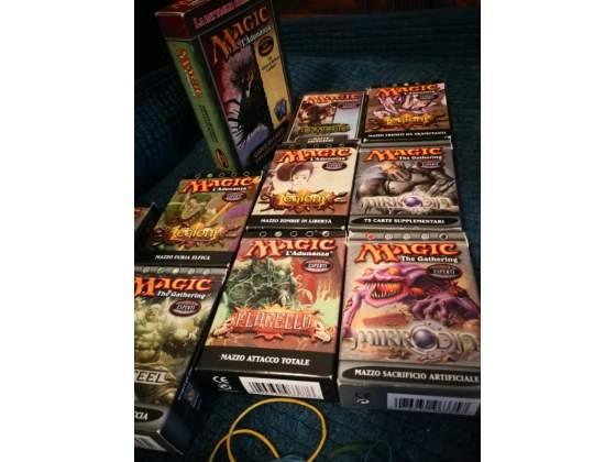 Carte da gioco magic