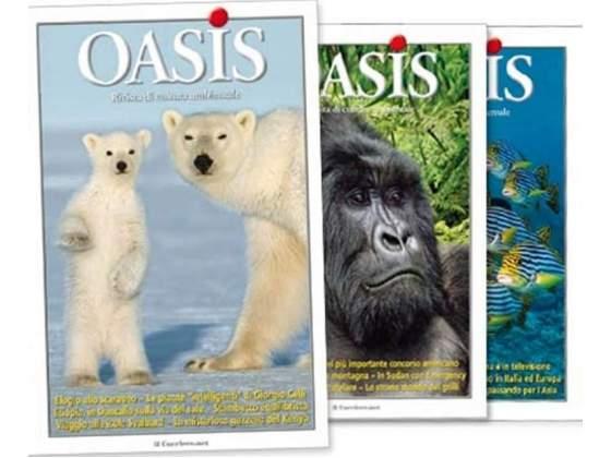 Collezione completa 'Oasis'