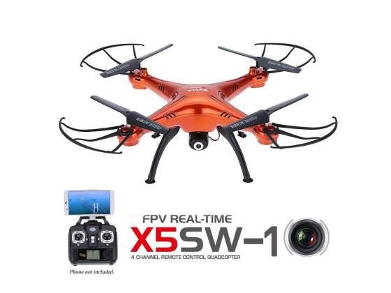 Drone Syma X5SW-1 Explorers RTF come nuovo