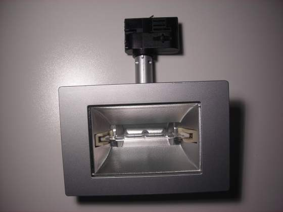 Faro lampada iguzzini da binario 0,5m ip.40 guzzin