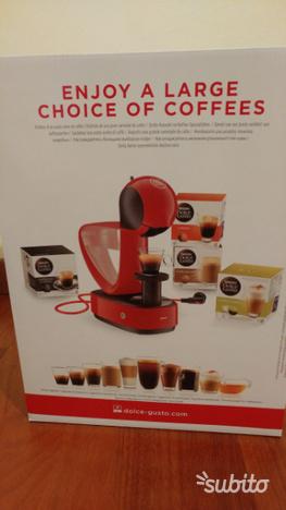 Macchina da caffè Nescafè Dolce Gusto