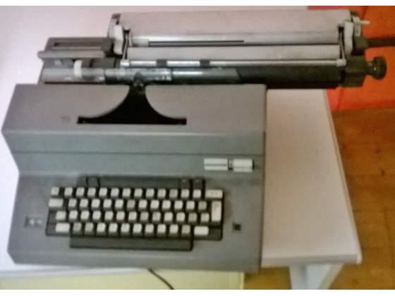 Macchina da scrivere elettrica Olivetti editor 4C