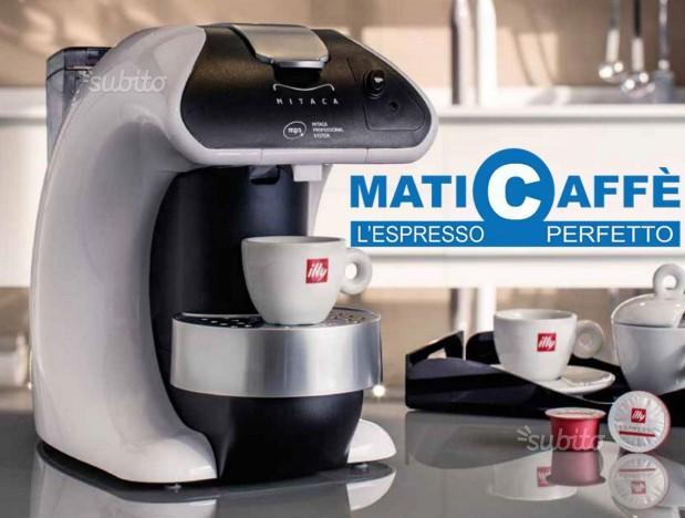 Macchina espresso in comodato d'uso gratuito