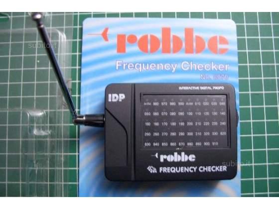 Modellismo RC Cercafrequenze 35 mhz automatico