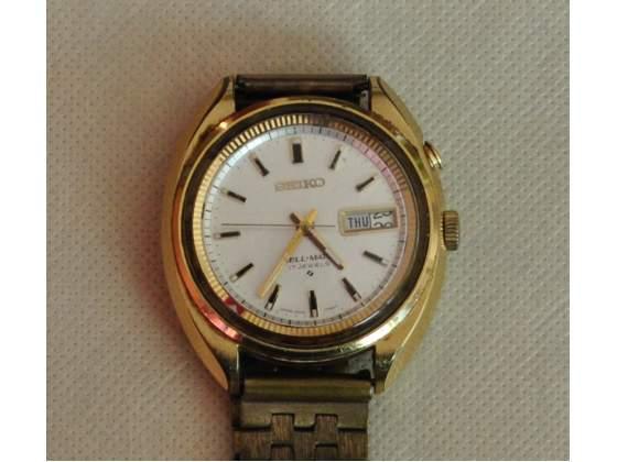Orologio Seiko Bell-Matic 17 Jewels con svegliarino