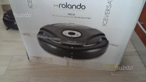 Robot aspirapolvere ROLANDO