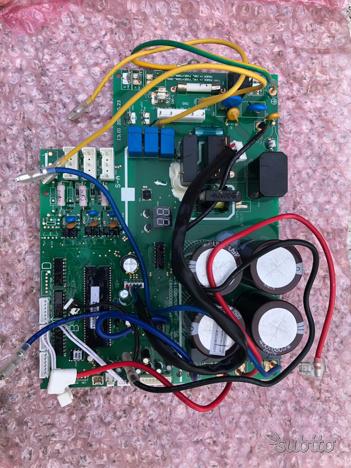 Scheda elettronica condizionatore Saunier Duval