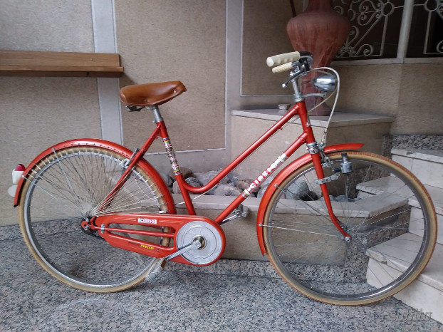Bici Bicicletta Vintage Storica Posot Class