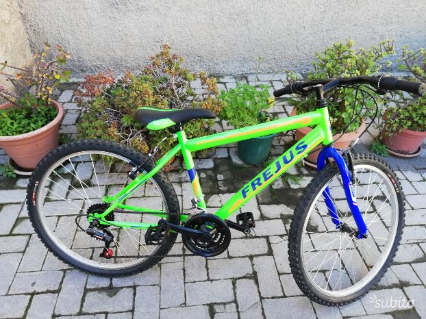 Bici MTB(mountain bike) come nuova