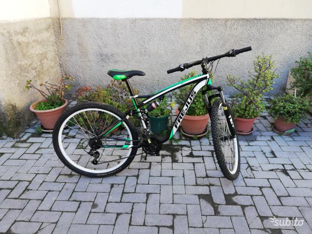 Bici MTB(mountain bike) nuova