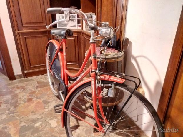 Bici bicicletta da passeggio 26 Bianchi usata